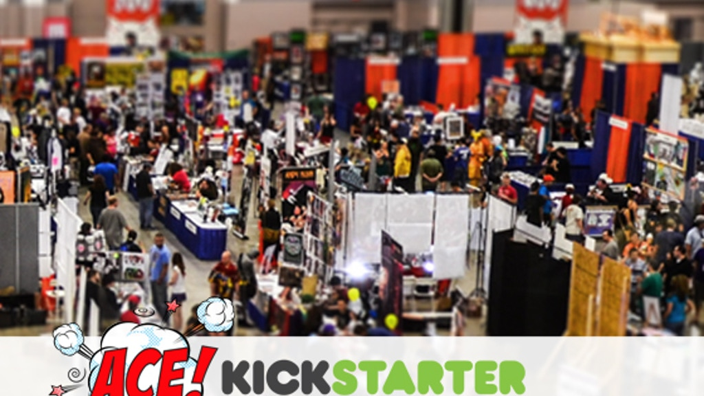 ACE 2014! - A 100% Community Powered Comic Convention! project video thumbnail
