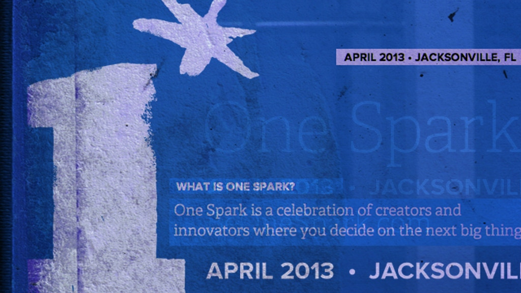 One Spark 2013 project video thumbnail