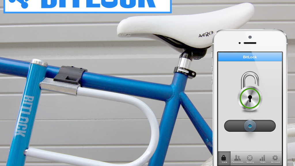 BitLock: Turning your smart phone into your bike key project video thumbnail