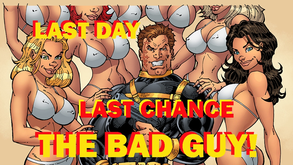 The Bad Guy project video thumbnail
