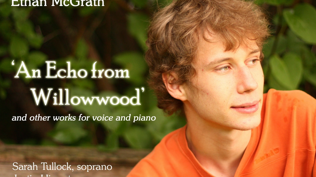 'An Echo from Willowwood' and other compositions project video thumbnail
