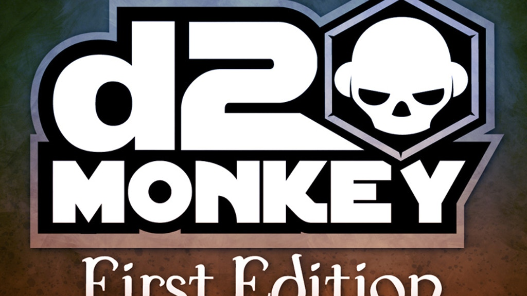 d20Monkey: First Edition project video thumbnail