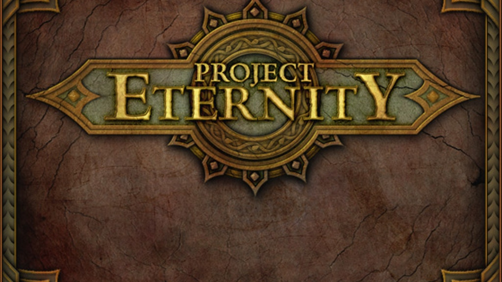 Project Eternity project video thumbnail