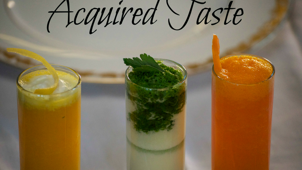 Acquired Taste project video thumbnail