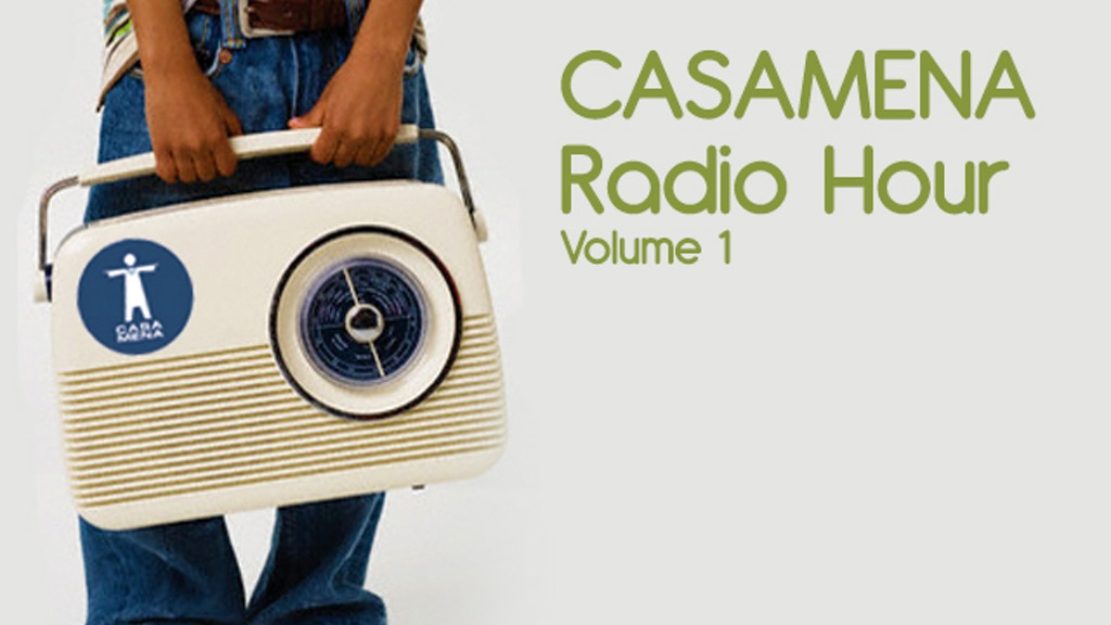 The CASAMENA Radio Hour Volume 1 CDx2 project video thumbnail