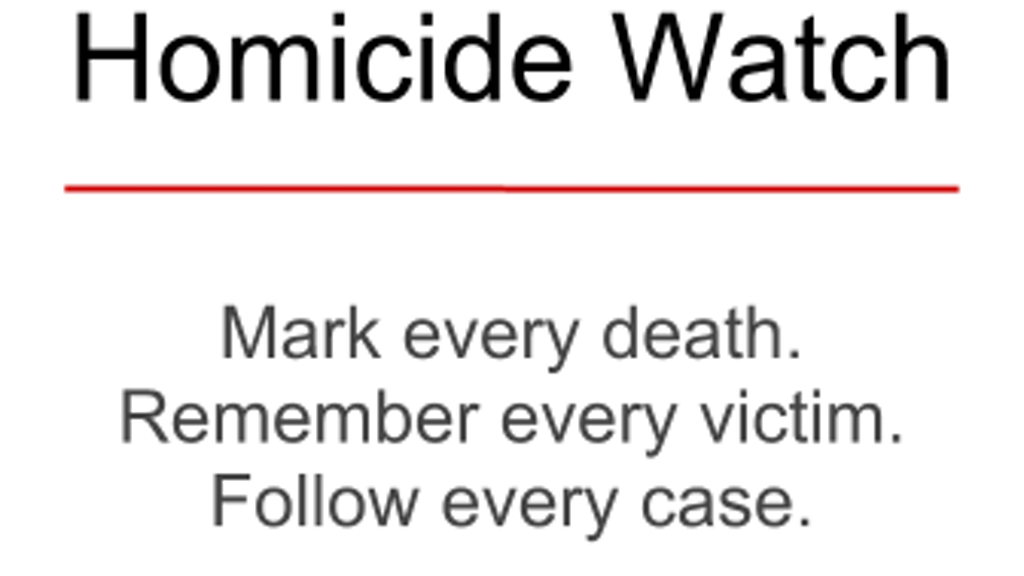 A One Year Student Reporting Lab within Homicide Watch DC project video thumbnail