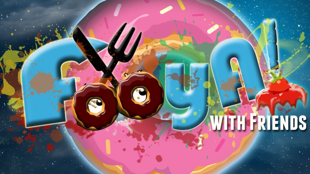Fooya with Friends: The Epic 3D-Multiplayer Food Fight project video thumbnail