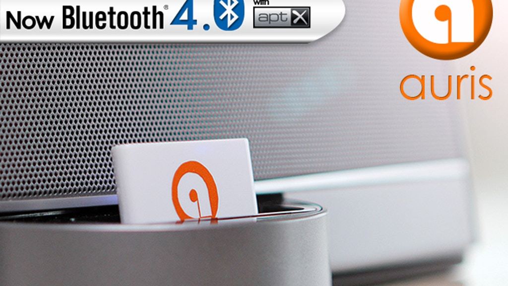 auris: Bluetooth® for your Dock project video thumbnail
