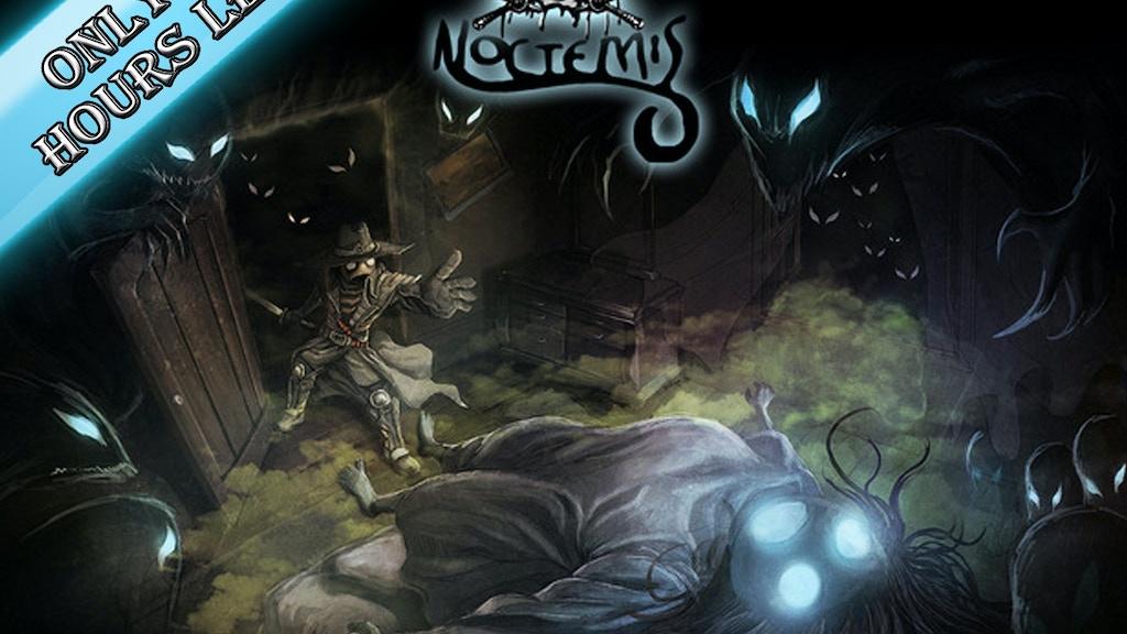 Noctemis project video thumbnail
