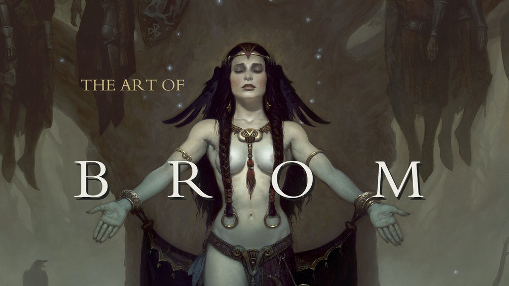 The Art of Brom project video thumbnail