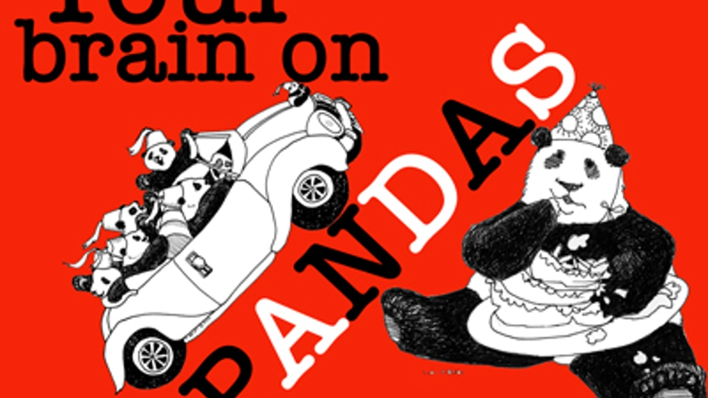 Your Brain on Pandas: Book 1 of The Panda Chronicles project video thumbnail