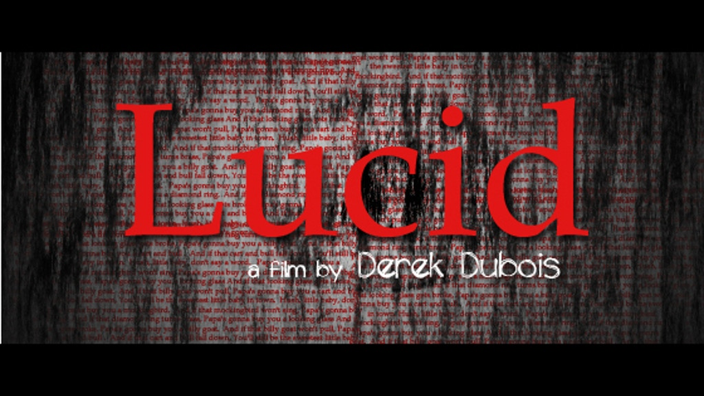 Lucid (a short film) project video thumbnail