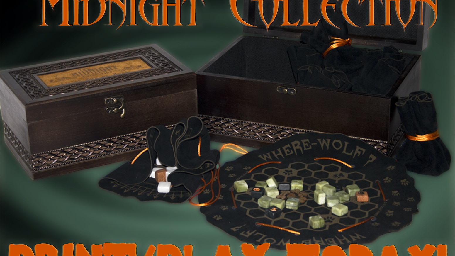 The Midnight Collection by Bibelot Games (deleted) » 100