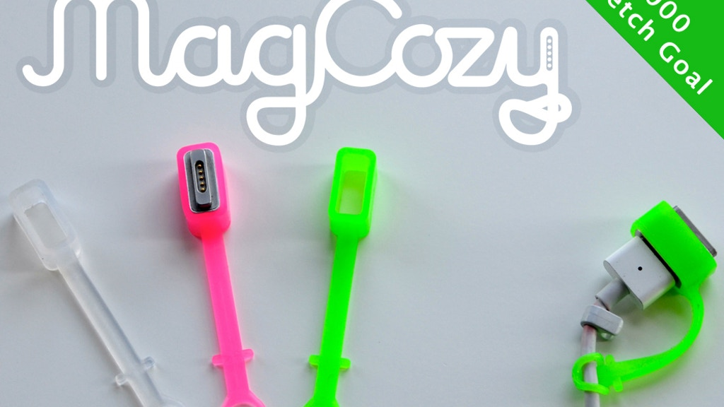 MagCozy: A Leash for Your MagSafe 2 Adapter project video thumbnail