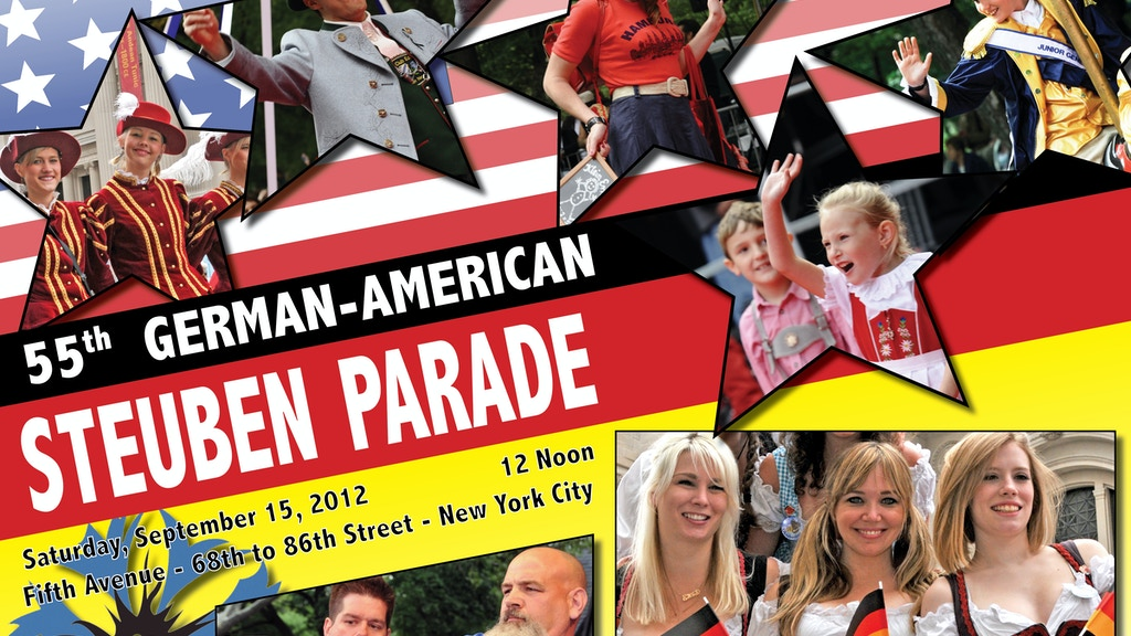 DVD of the 2012 German-American Steuben Parade project video thumbnail