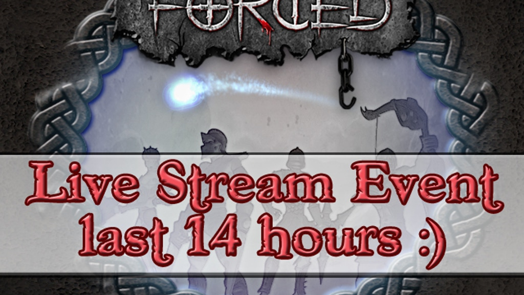 FORCED project video thumbnail