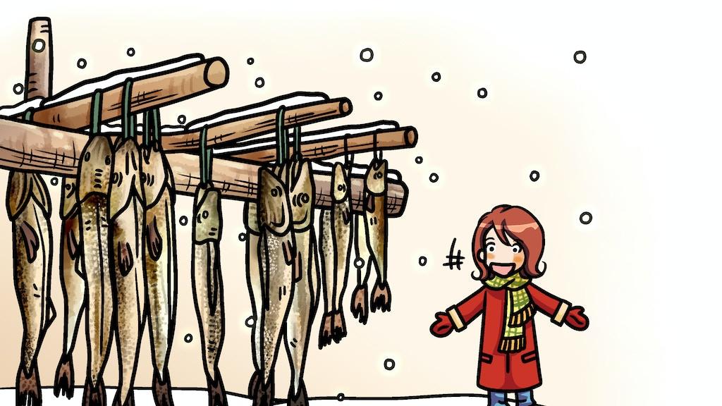 Say Kimchi! Korean Food Comic project video thumbnail