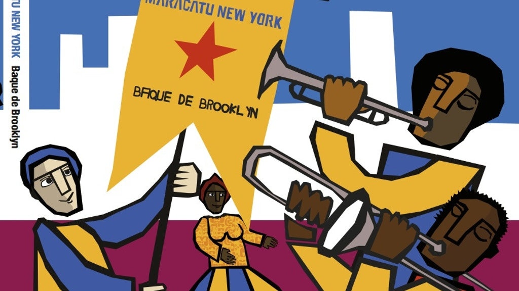 "Maracatu New York records new album ""Baque de Brooklyn"" project video thumbnail"