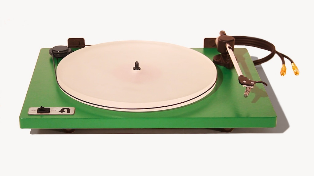 The Orbit Turntable project video thumbnail