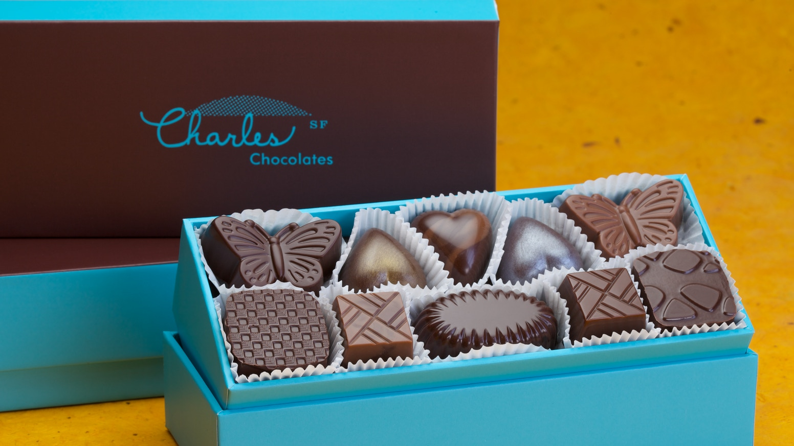 The Return of Charles Chocolates by Chuck Siegel — Kickstarter