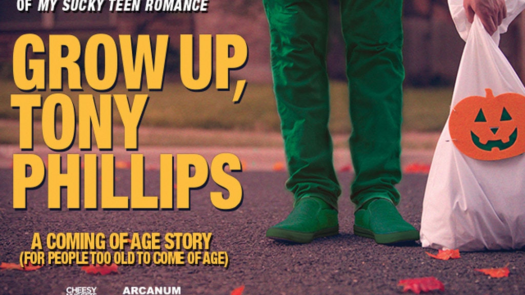 Grow Up, Tony Phillips - A New Feature Film by Emily Hagins project video thumbnail