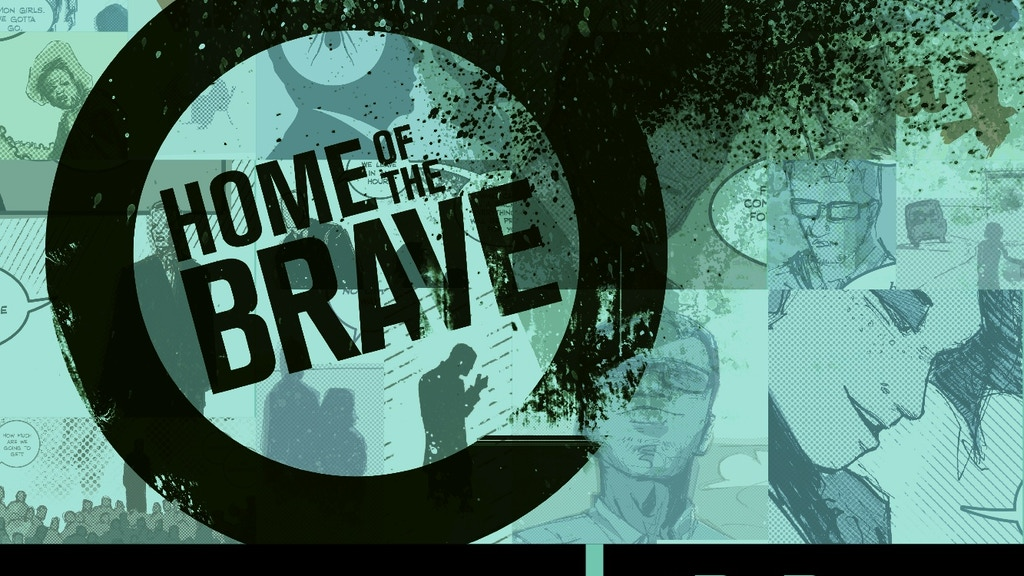 Home of the Brave: Struggle & triumph in a broken America project video thumbnail