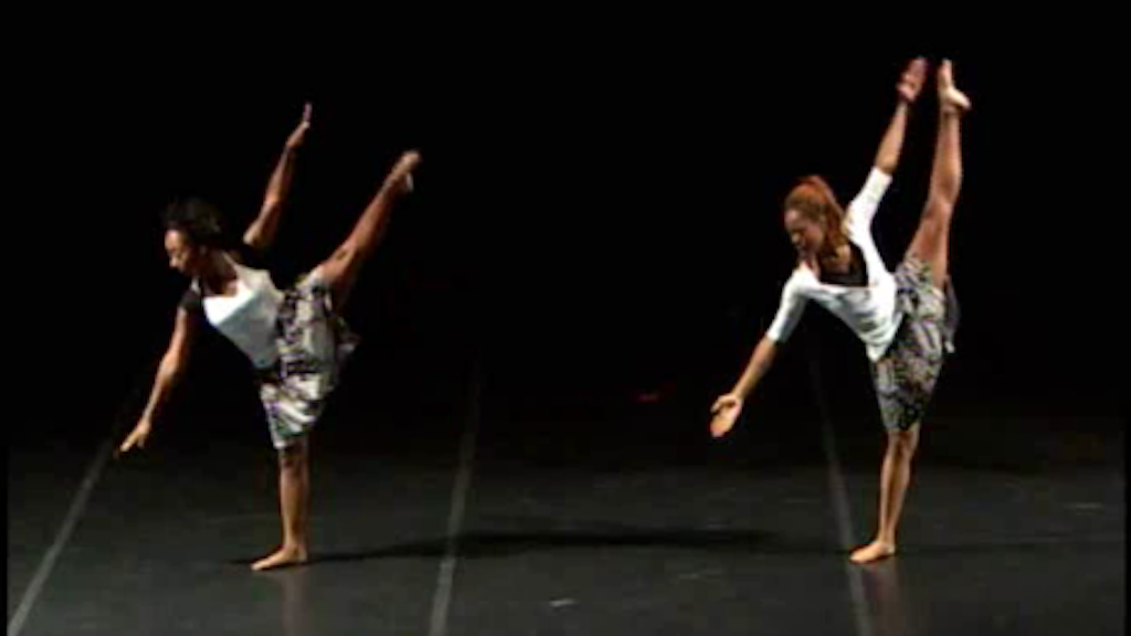 "nosi DANCE theater presents ""A SHOTGUN SHOWING (3+2=5)!"" project video thumbnail"