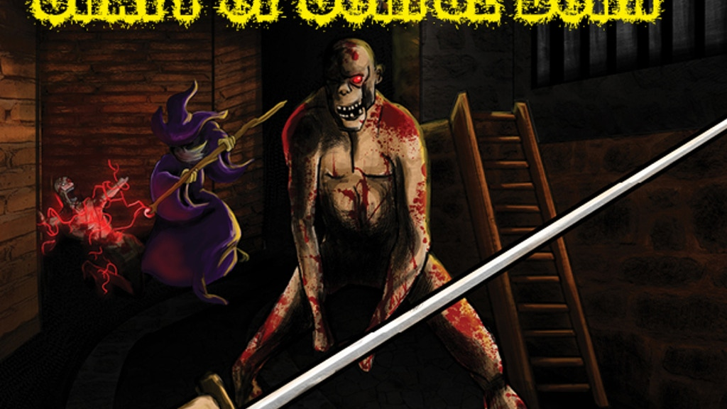 Project image for Craft of Corpse Born - A Zombified DCC RPG Module.