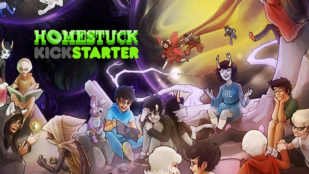 Homestuck Adventure Game project video thumbnail