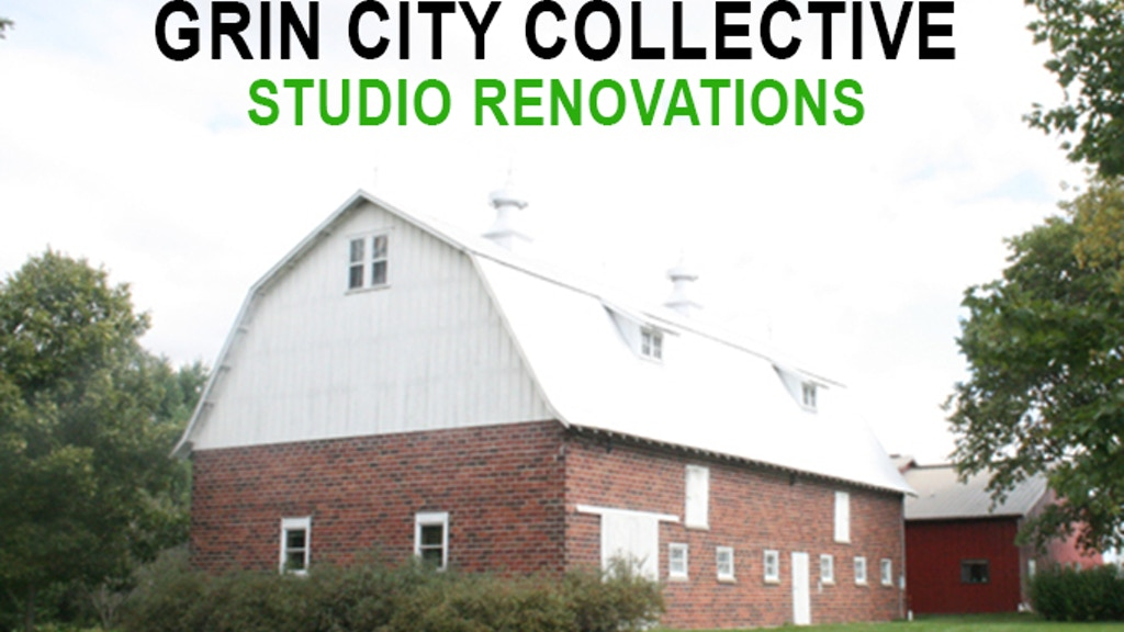 GRIN CITY STUDIO RENOVATIONS project video thumbnail