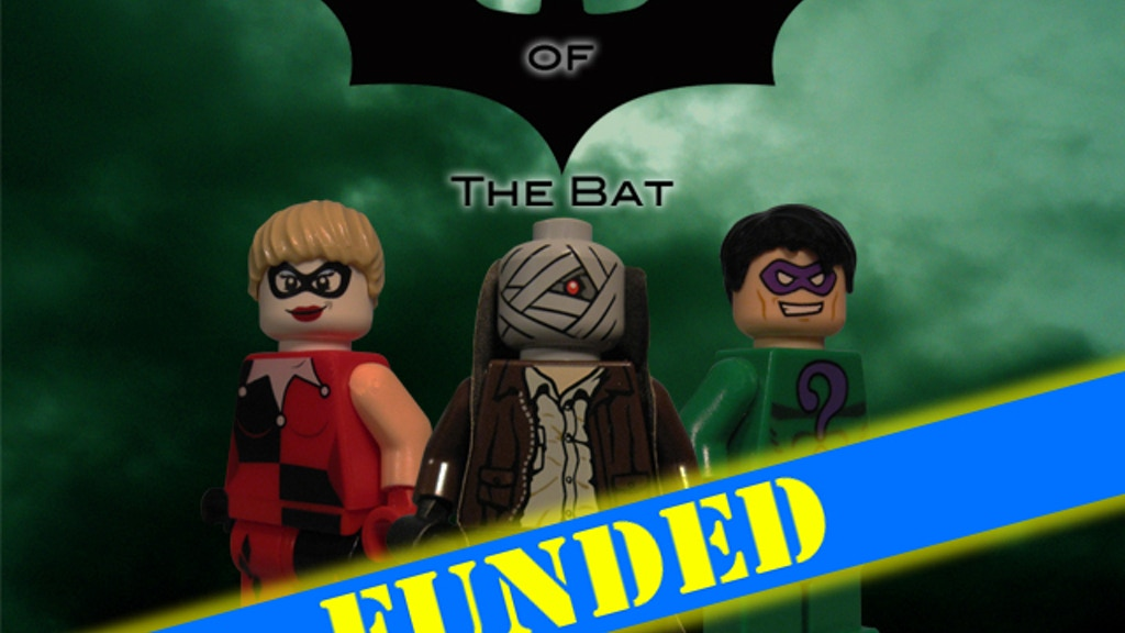 The Legend of The Bat (A Stop-Motion Animation Film) project video thumbnail