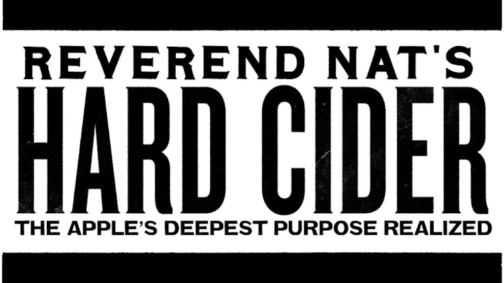 Reverend Nat's Hard Cider Public Taproom project video thumbnail