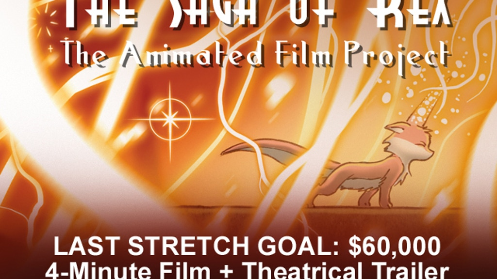The Saga of Rex: The Animated Film Project project video thumbnail
