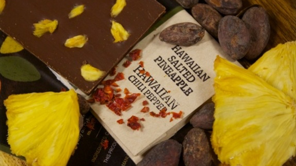 Manoa Hawaiian Chocolate: Bean-to-bar handcrafted for all! project video thumbnail