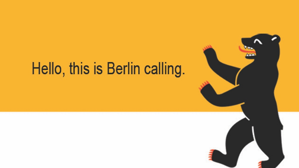 Berlin Calling: An International Exhibition Opportunity project video thumbnail
