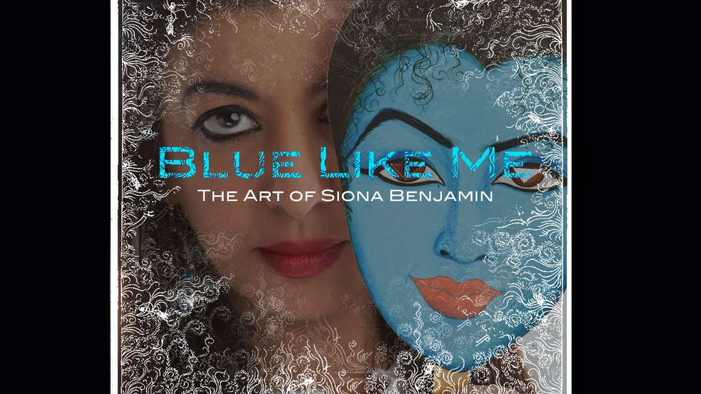 Blue Like Me: The Art of Siona Benjamin project video thumbnail