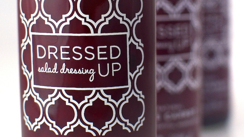 Dressed Up Salad Dressing project video thumbnail