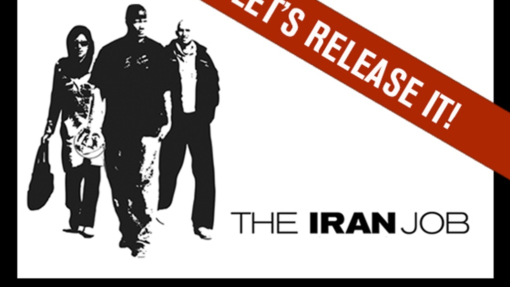 THE IRAN JOB - BRING IT TO A THEATER NEAR YOU! project video thumbnail