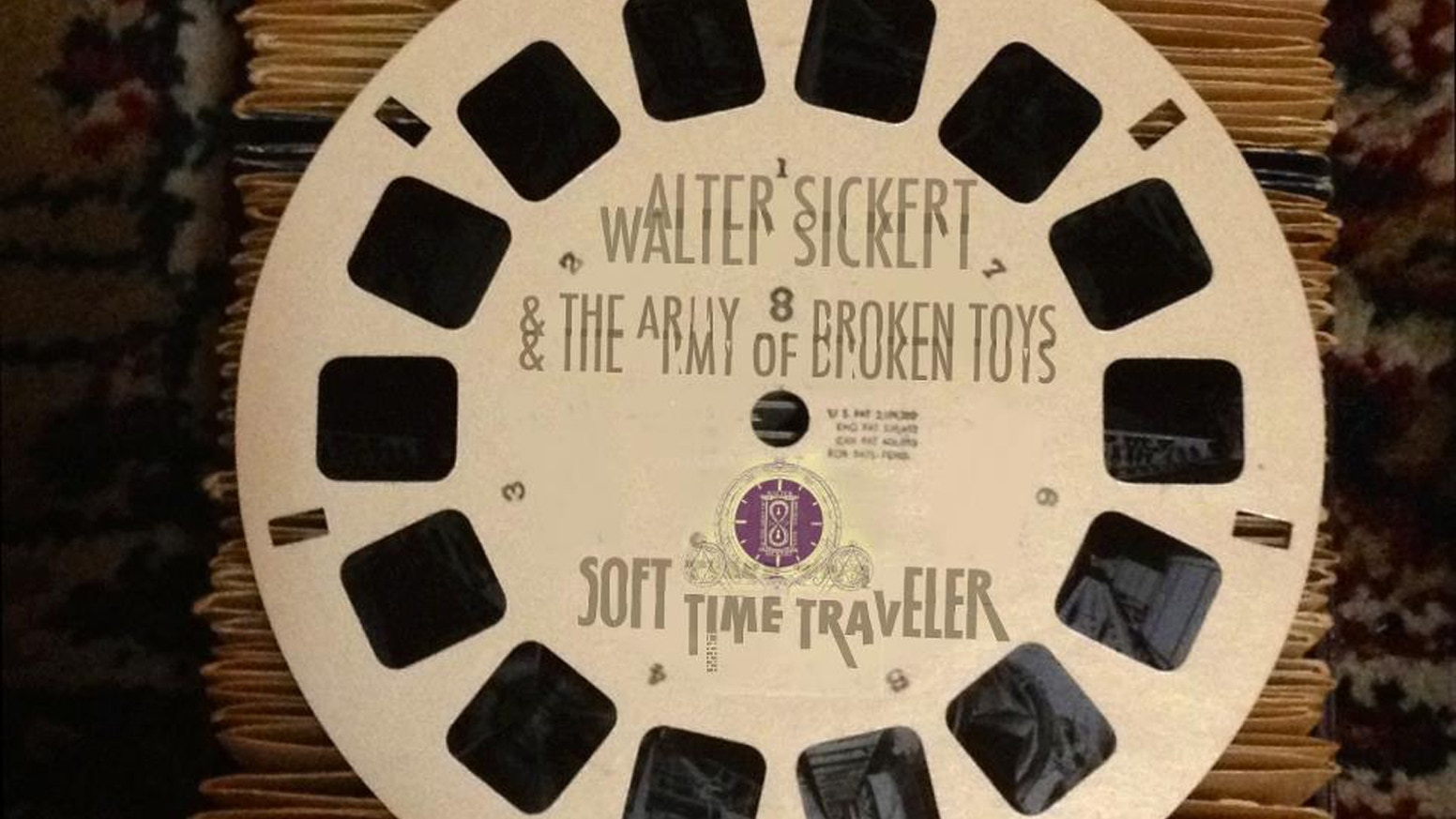 Walter Sickert & the ARmy of BRoken TOys are putting out an album. Pre-order it & get more info on the MUSIC, Videos & other goodies!