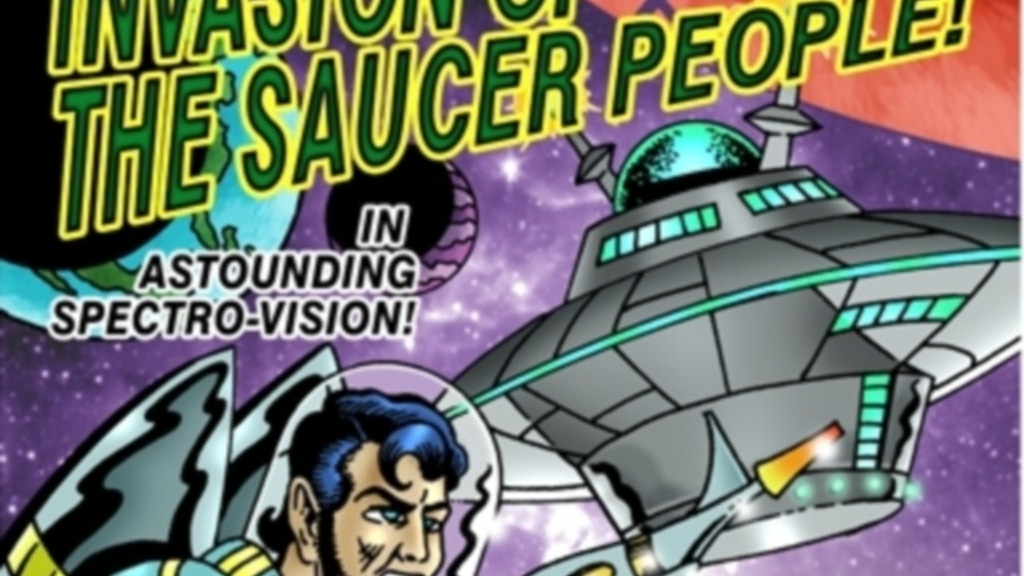 Invasion of the Saucer People - Card Game project video thumbnail
