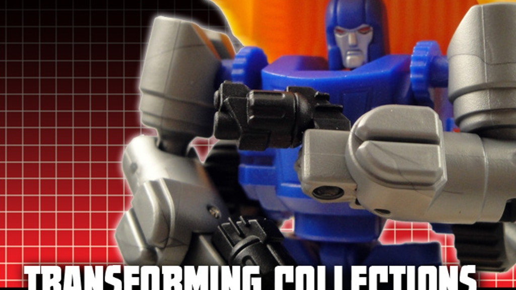 Transforming Collections Toy Reference Book project video thumbnail