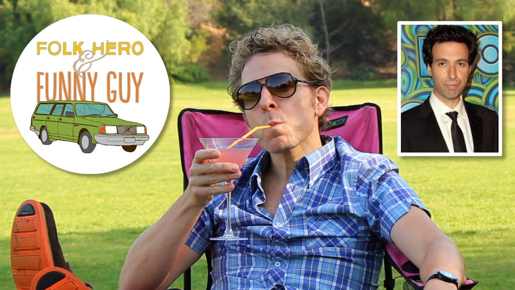 FOLK HERO & FUNNY GUY - A feature film w/ Alex Karpovsky project video thumbnail