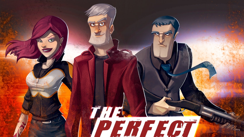 The Perfect Heist: a board game for 3 to 6 friends project video thumbnail