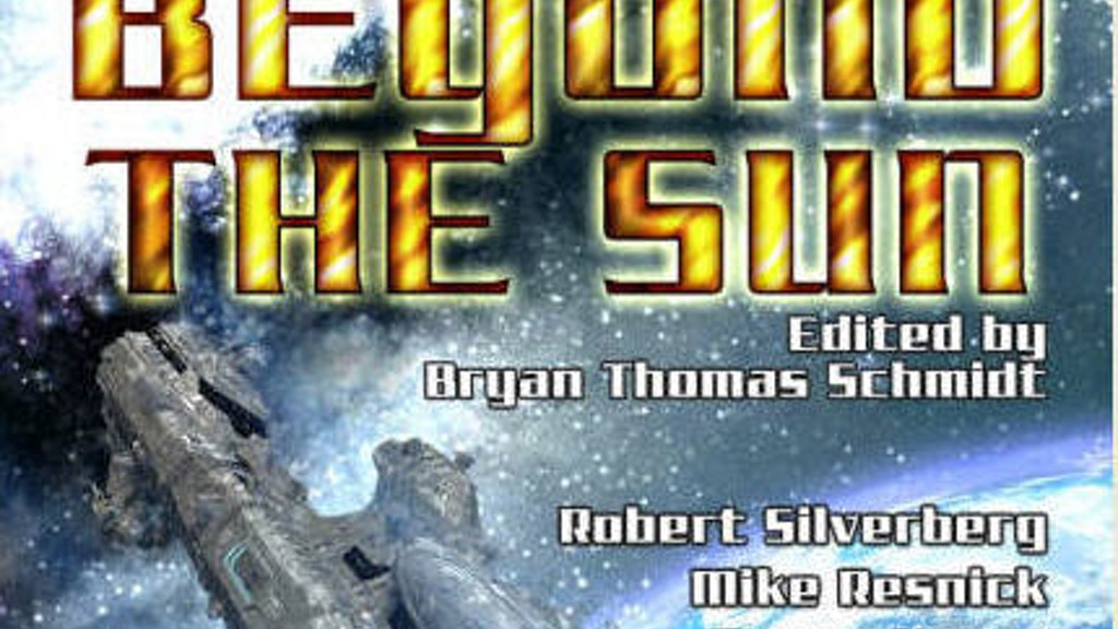 Beyond The Sun -Science Fiction Anthology (Sci-fi) project video thumbnail