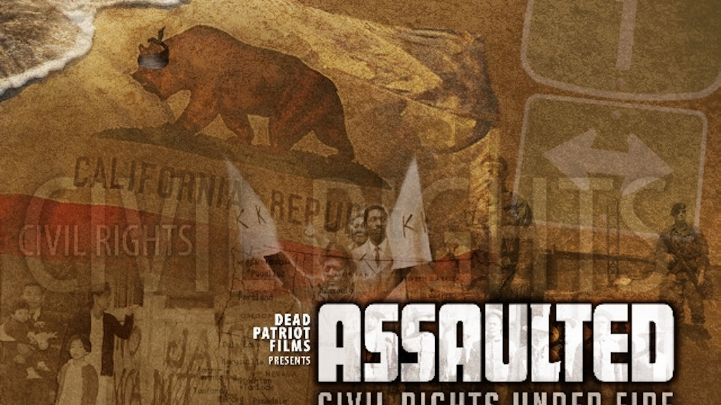 ASSAULTED project video thumbnail