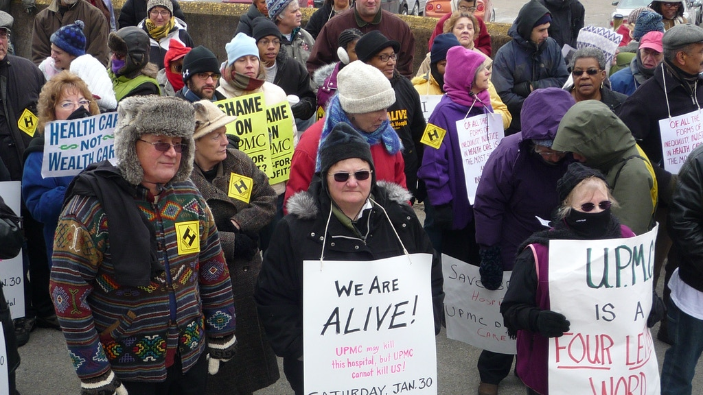 We Are Alive! The Fight To Save Braddock Hospital project video thumbnail