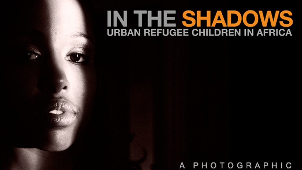 IN THE SHADOWS: Urban Refugee Children project video thumbnail