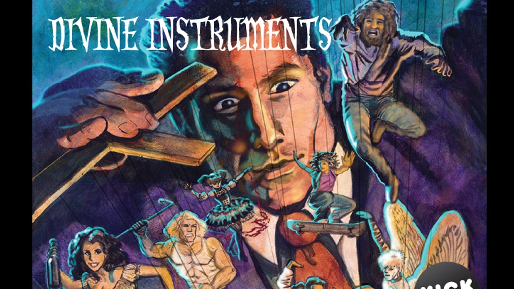 Divine Instruments and Beyond for Part-Time Gods project video thumbnail