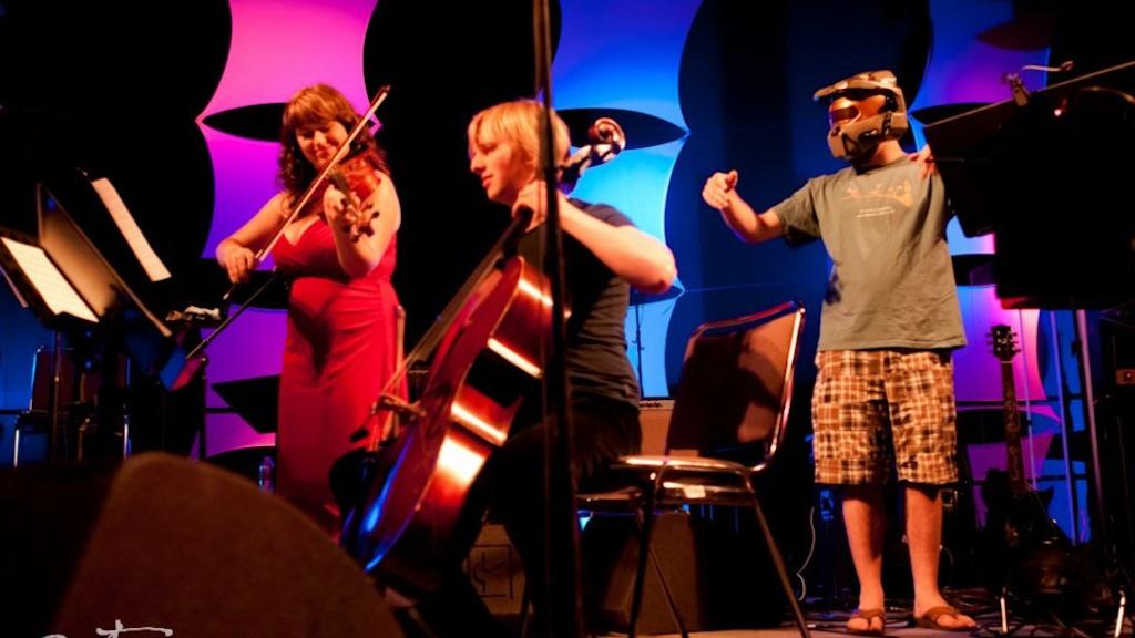 Videri String Quartet: classical quartet + video game music! project video thumbnail