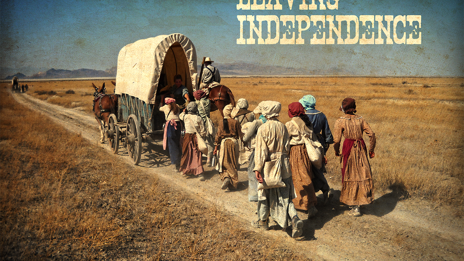 Leaving Independence is an episodic feature about discovery, character growth development, and independent thinking.